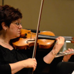 Connie Trach, Violin I