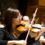 Angie (Ang) Cheng, Violin I