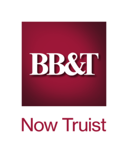 BB&T now Truist Logo, sponsorship benefit