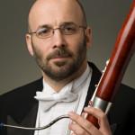 Darryl Hartshorne, Bassoon