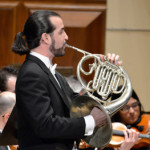 Geoffrey Pilkington, Horn, Associate Principal, On Leave (2018-19 Season)