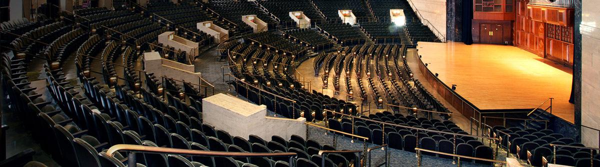 Harrisburg Symphony Seating Chart