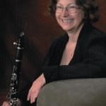 Janine Thomas, Clarinet, Principal