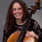 Naomi Gray, Cello, On Leave (2018-19 Season)