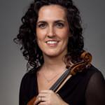 Nicole Sharlow, Violin II, Principal