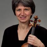 Rachael Stockton, Violin II