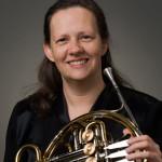 Sara Cyrus, Horn, Principal